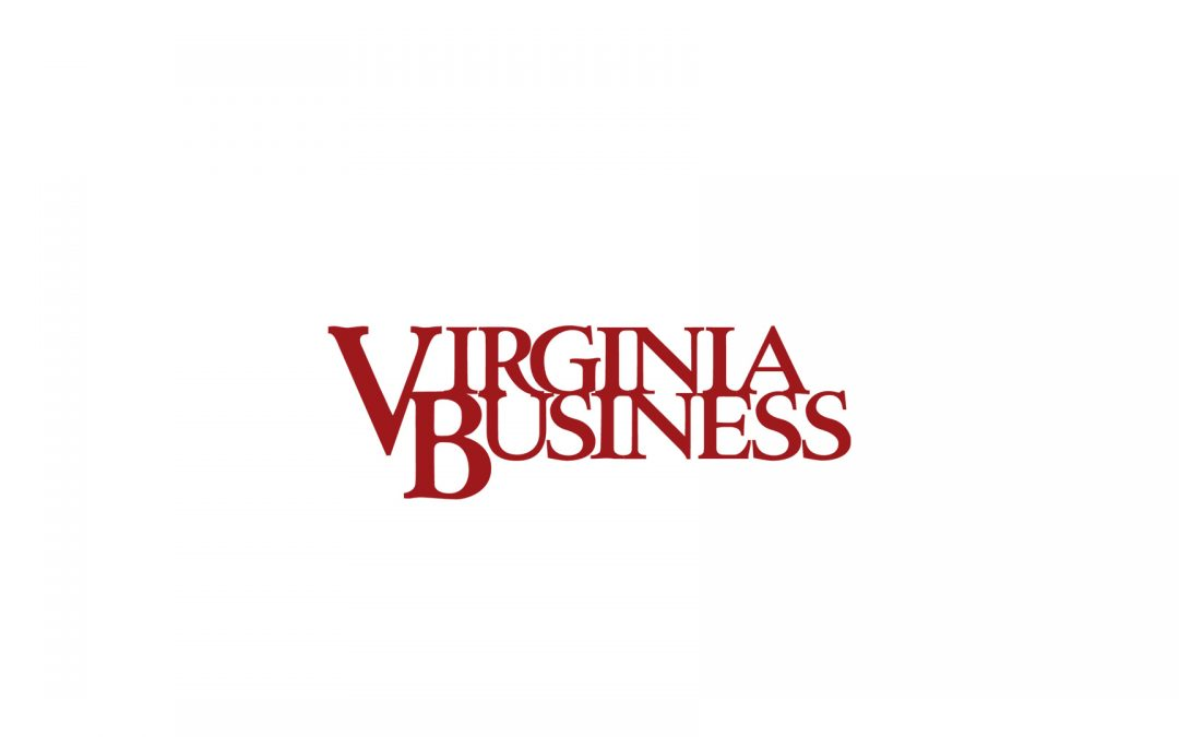 Eddy Alexander Mentioned in Virginia Business
